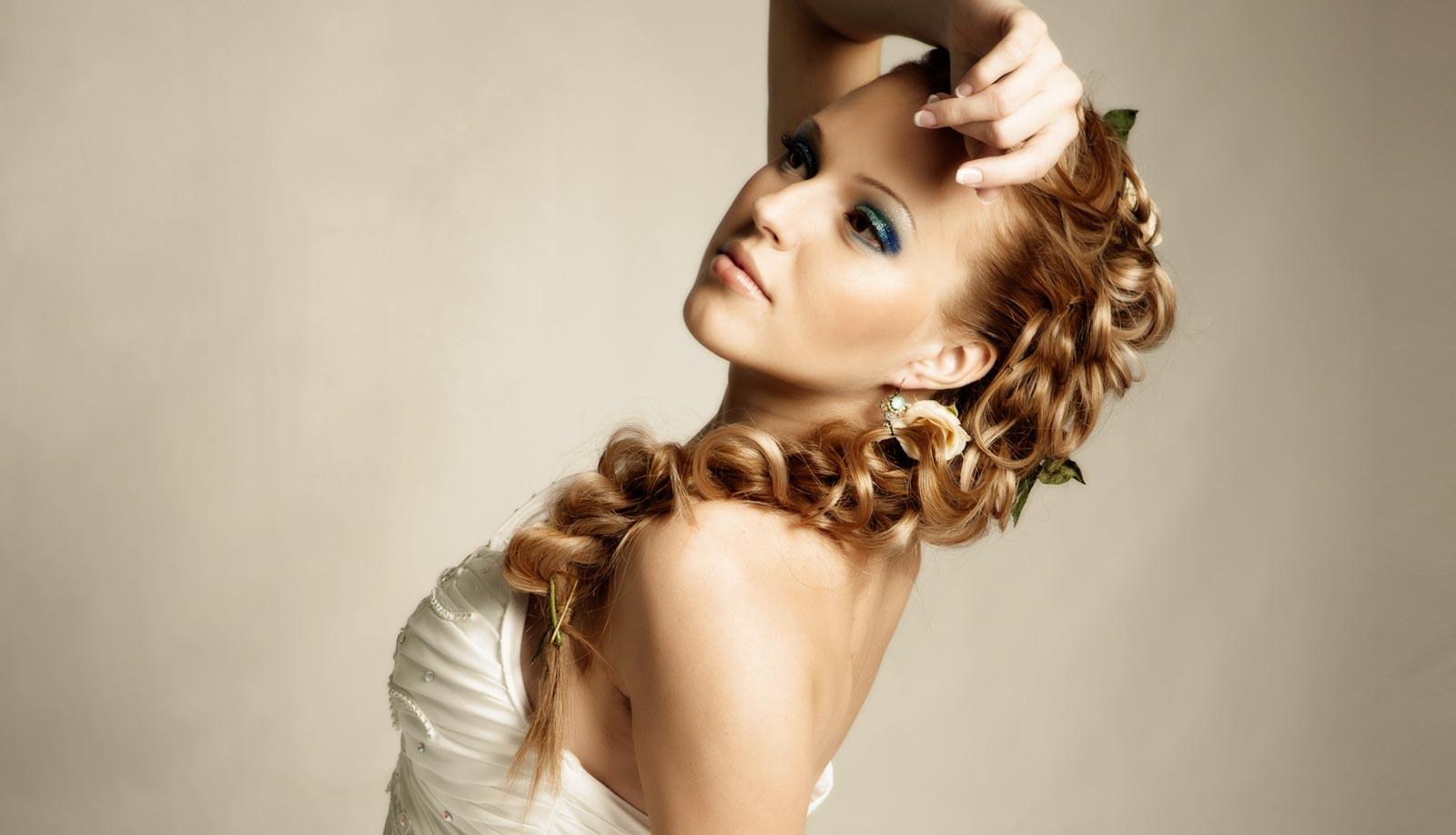 Modele coiffure excentrique