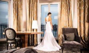 Coiffure mariage classe