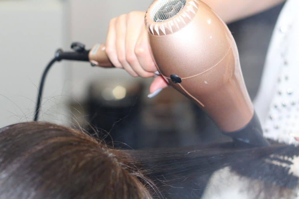 sèche cheveux compact